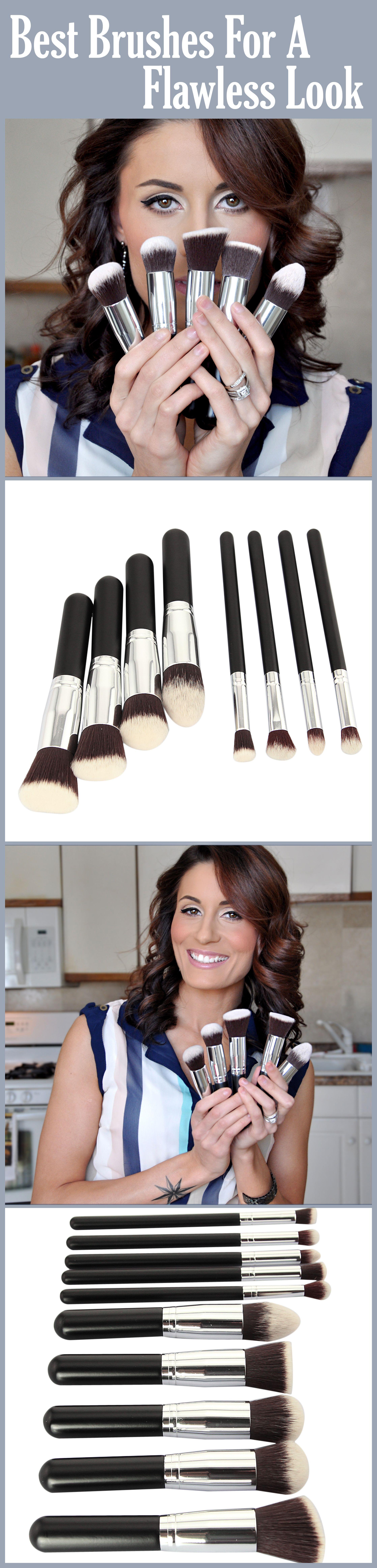 . Getting the Perfect Set Makeup Set