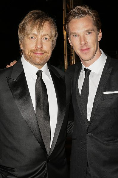 Benedict and Morten Tyldum attend the 26th Annual Palm Springs International Film Festival Film Festival Awards Gala. - 3rd January 2015