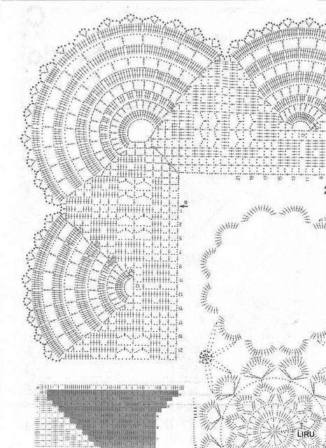 Puntillas crochet 2 - Liru labores textiles - Picasa веб-албуми