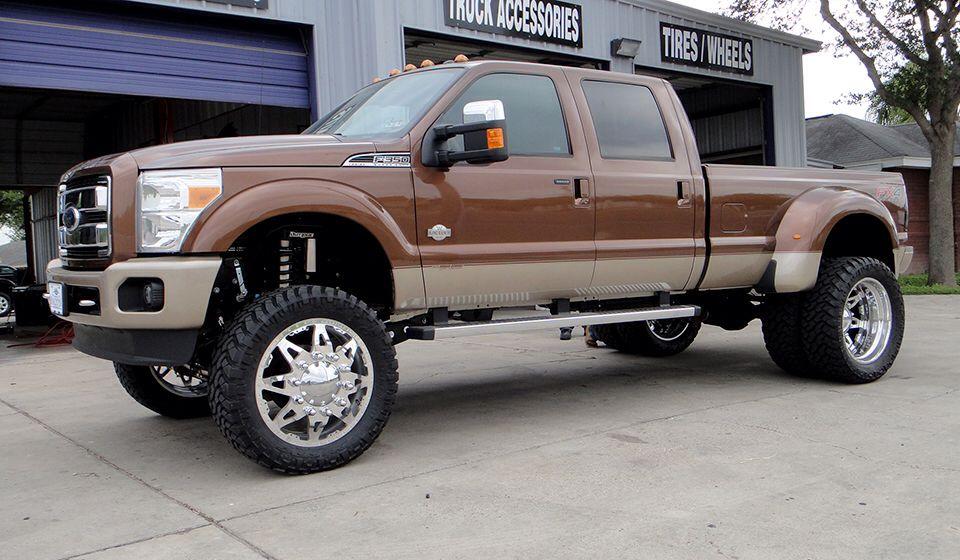 King ranch dually lifted | Trucks | Ford trucks, Trucks ...