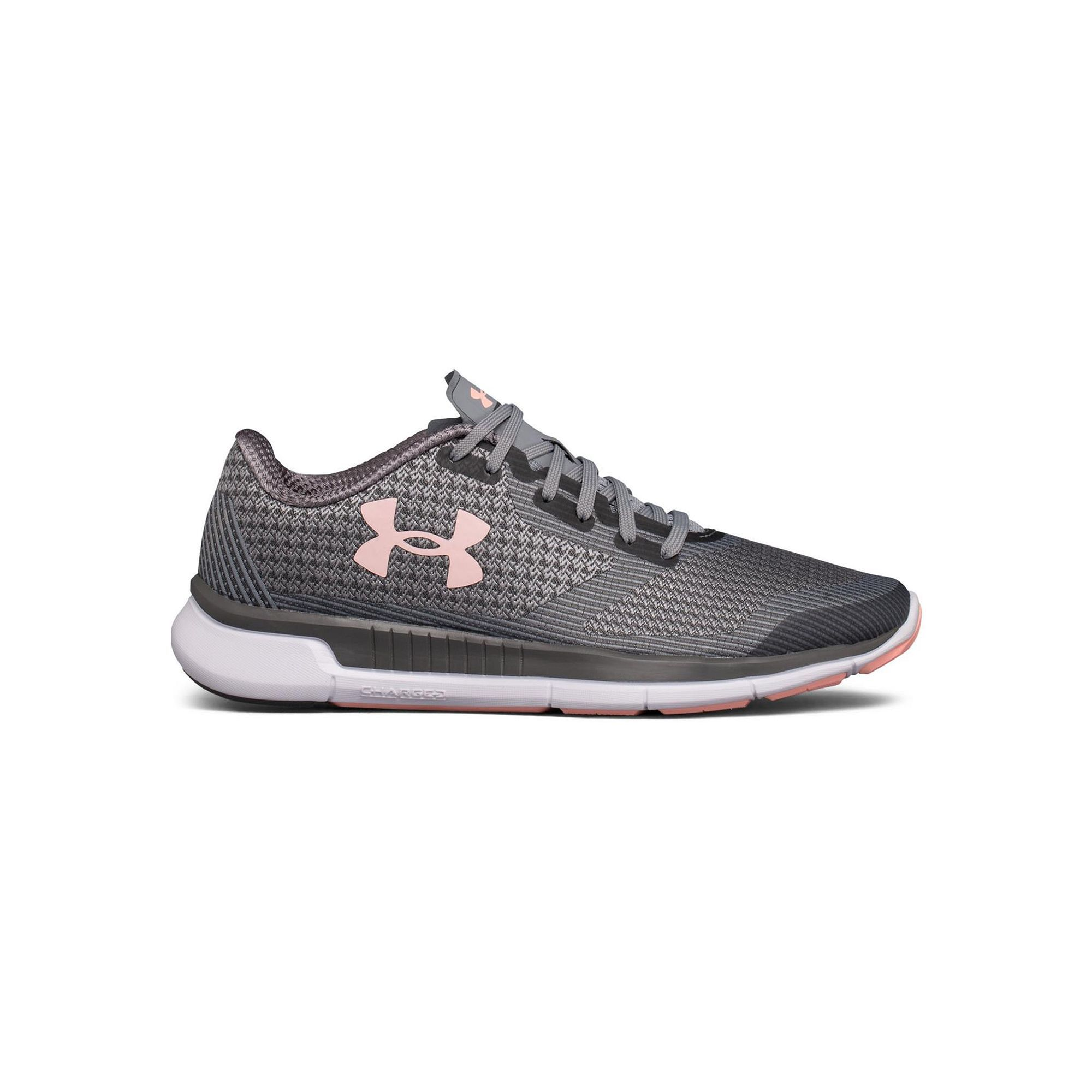 ... Scarpe Da Corsa Per Donne e altro. Under Armour Charged Lightning  Women's Running Shoes, Size: 6.5, White