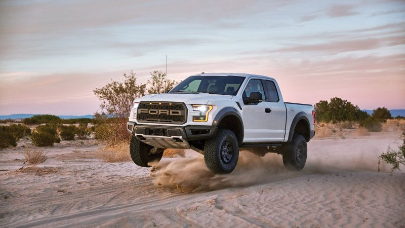 Fox Lends A Hand At Making The Ford F 150 Raptor Invincible Ford Raptor New Ford Raptor Ford Think
