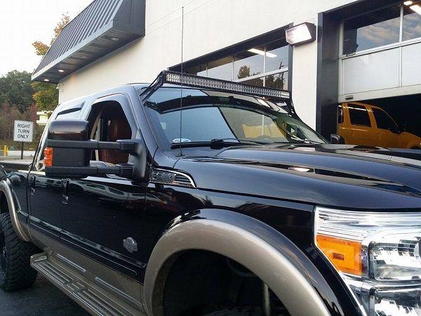 A D D Lightbar Roof Mounts For Your 1999 Ford Power Stroke Powerstroke Diesel Trucks Ford Desert Design