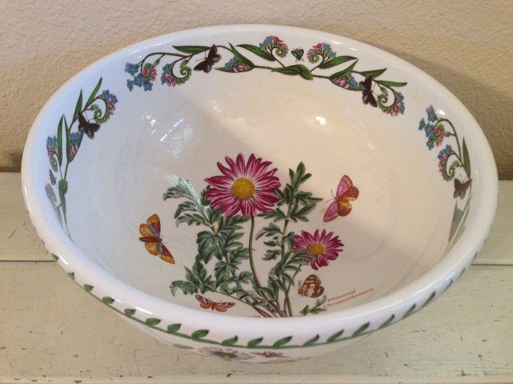 Portmeirion Botanic Garden LARGE 10 inch serving bowl