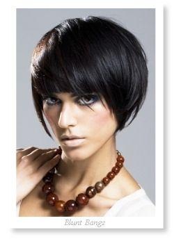 Strange 1000 Images About Fringe On Pinterest Short Hairstyles Gunalazisus