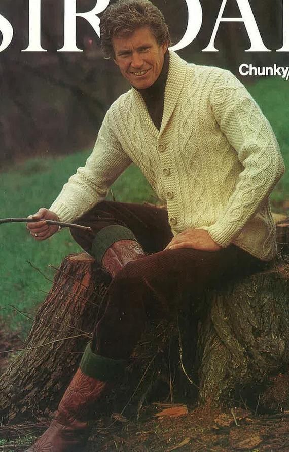 Knitting Pattern Mens Cable Cardigan 8575c753f
