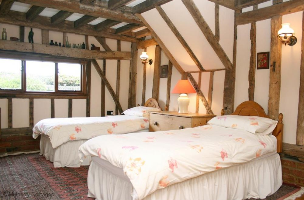 Holiday accommodation at Latters Farm Barn