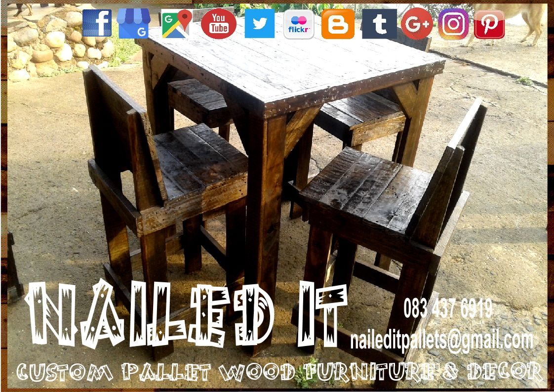 Custom Build Pallet Wood Chairs Benches All Built To Each Client S Specific Needs Requirements Suitable For I Pallet Garden Furniture Wood Pallet Furniture Wood Pallets