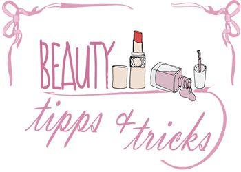 Tipps und Tricks für Frauen zum Thema Beauty, Körperpflege, Schminken und für die Haare.