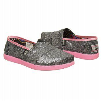Pre/Grd Shoes (Gunmetal/Pink) - Kids