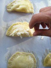 Borecas (Potato & Cheese)