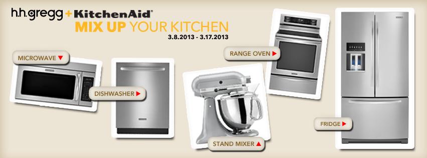 Captivating Hhgregg Kitchenaid Mix Up Your Kitchen Contest, Ends