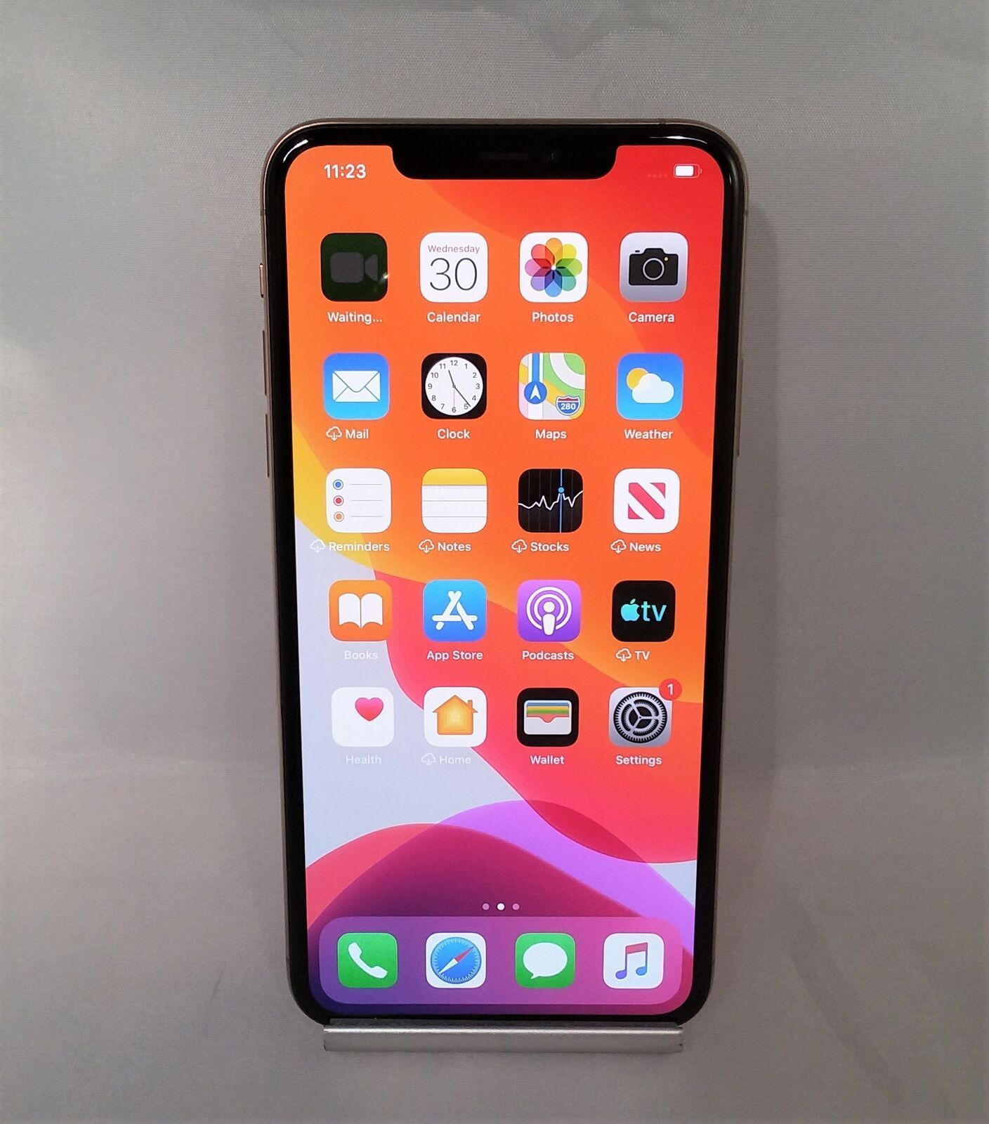 Details About Apple Iphone 11 Pro Max 64gb Gold At T Excellent