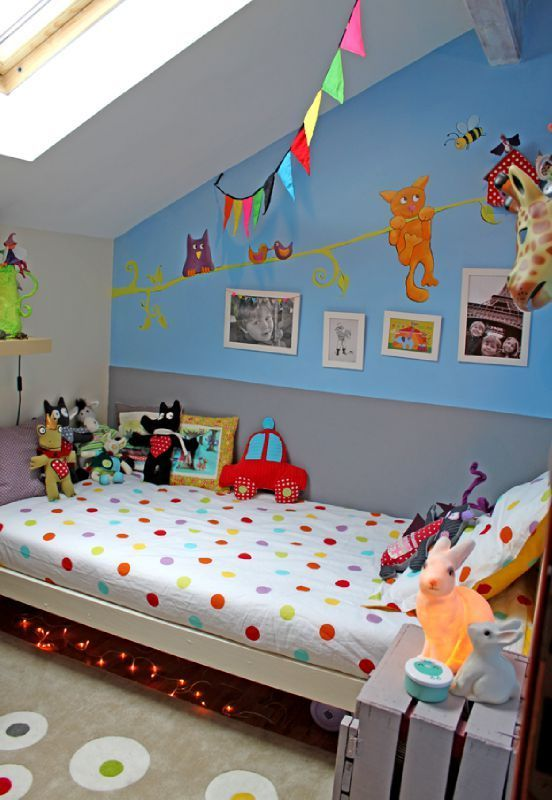 La chambre de Garçon! - laetibricole | enfants | Idee deco chambre ...