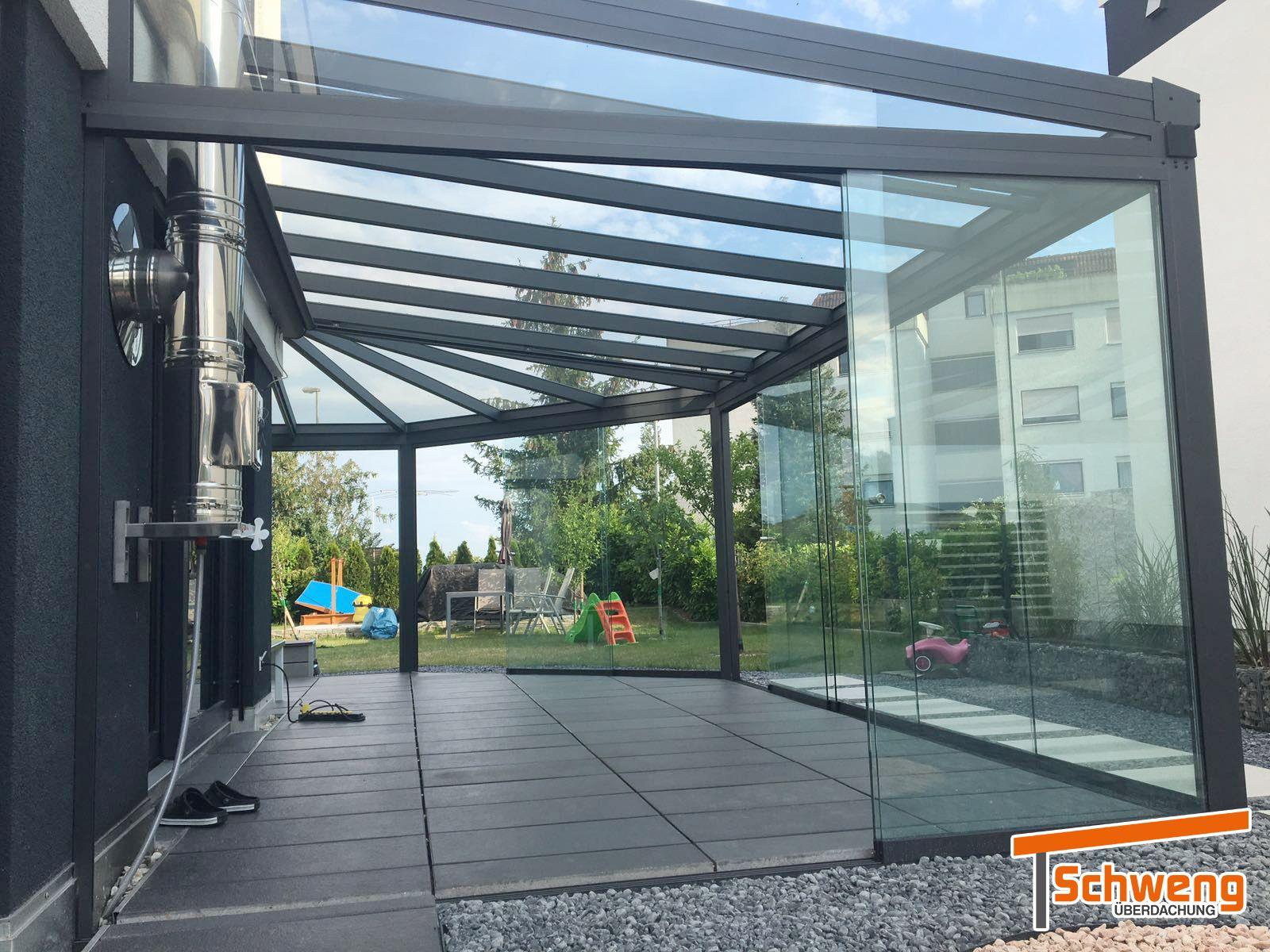 Terrassen Berdachungen Carports Markisen Glassparadiese