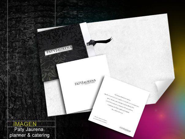 Diseño de Imagen Paty Jaurena Planner & Catering