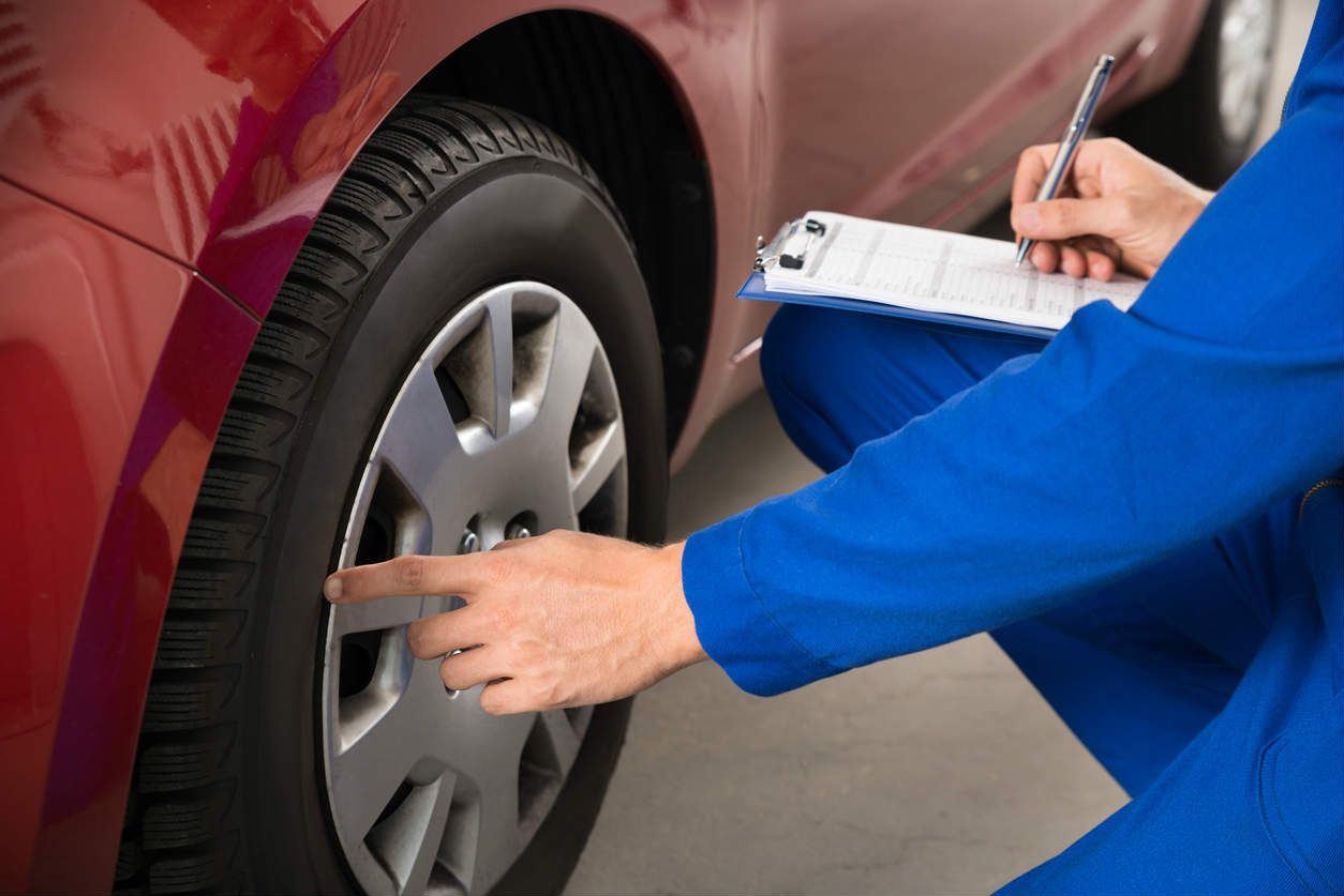 Accident Caused by Tire Tread Separation St. Louis Auto