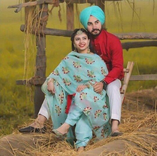 Punjabi couples images