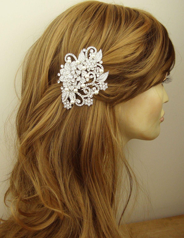 half price sale- bridal hair accessories, great gatsby
