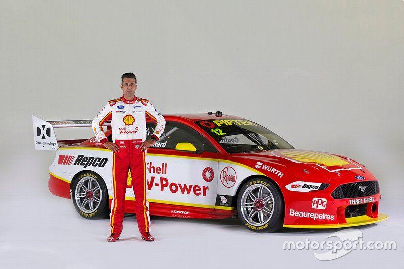 Fabian Coulthard Djr Team Penske In 2020 Motorsport Super Cars Albert Park