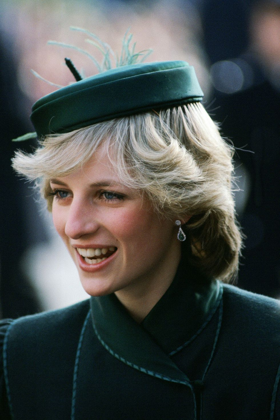 41 of Princess Diana's Most Iconic Hat Moments #princessdiana