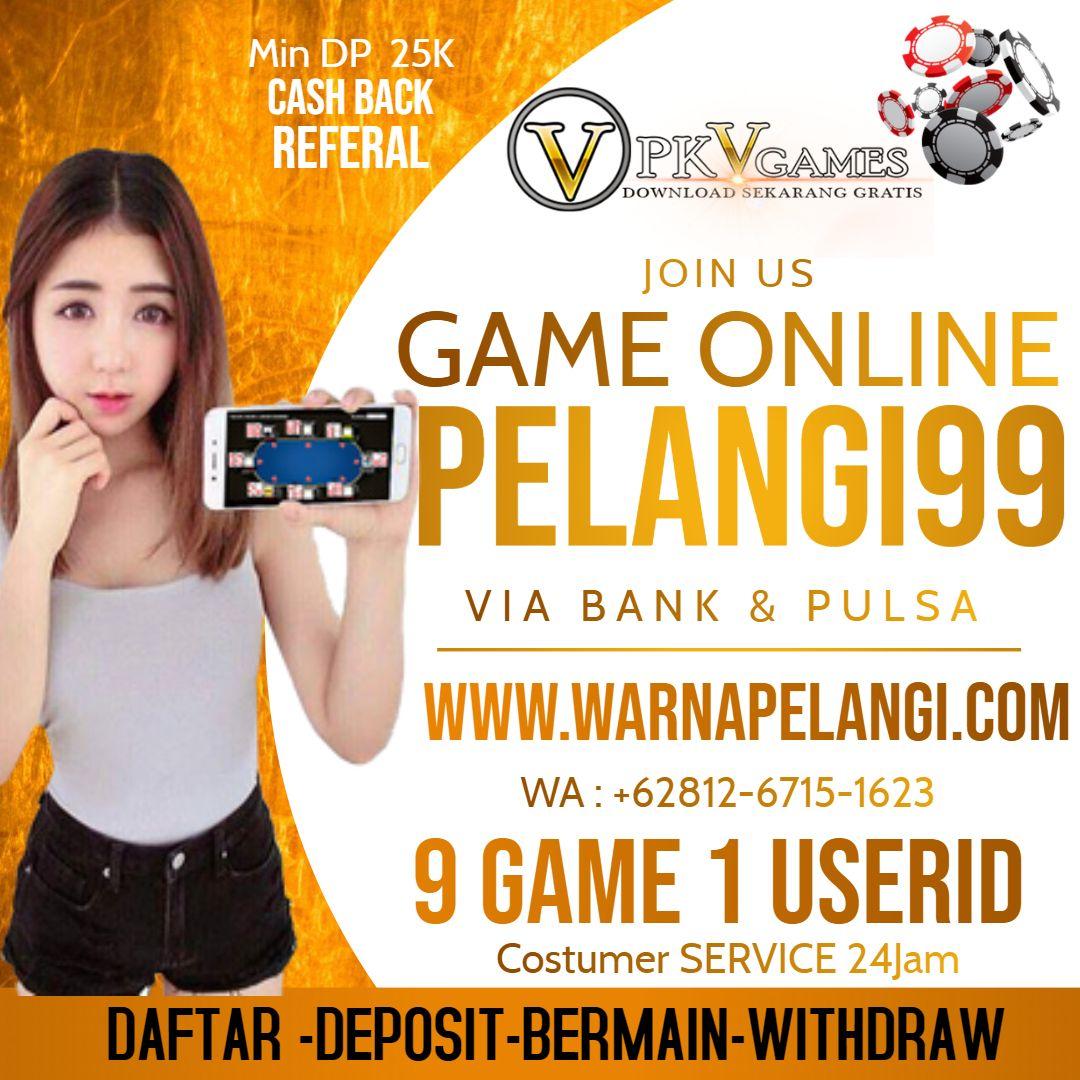 Pelangi99 Game