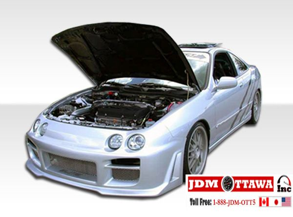 Acura Integra Bommer Style Full Body Kit Integra Pinterest - Body kits for acura integra