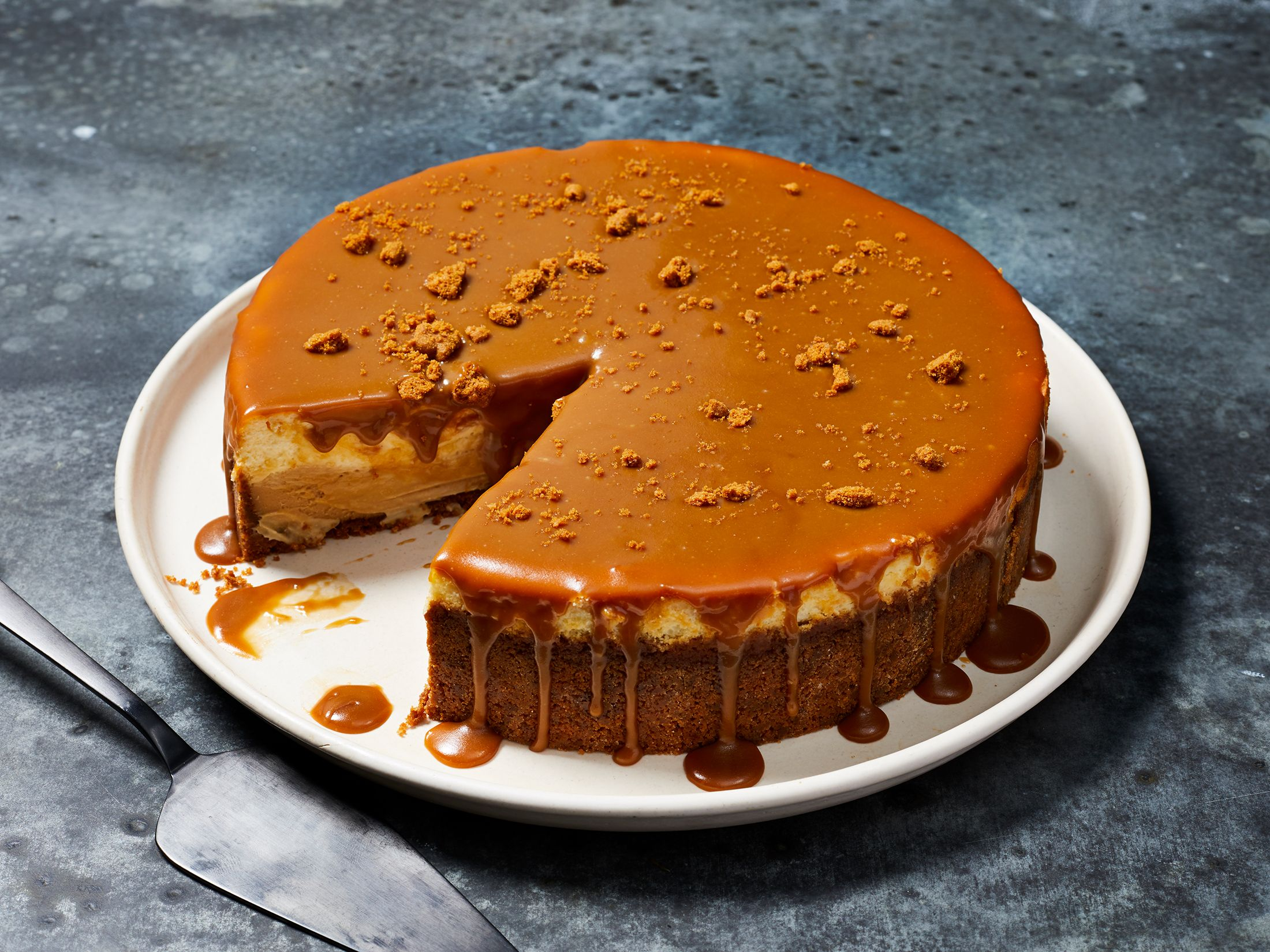 Cookie Butter Cheesecake | Recipe | Cheesecake recipes ...