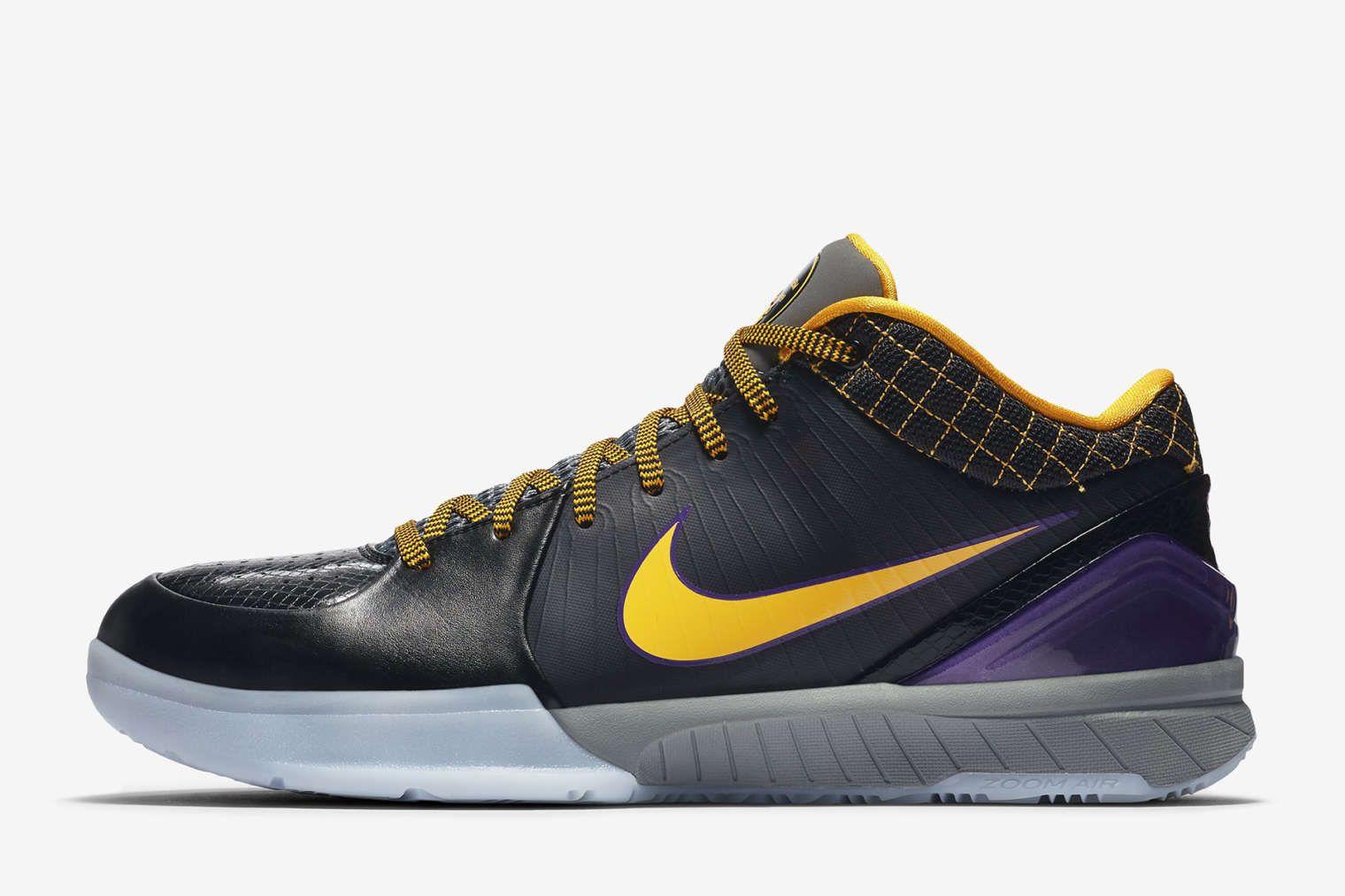 """Nike Kobe 4 Protro """"Carpe Diem"""" Best basketball shoes"""