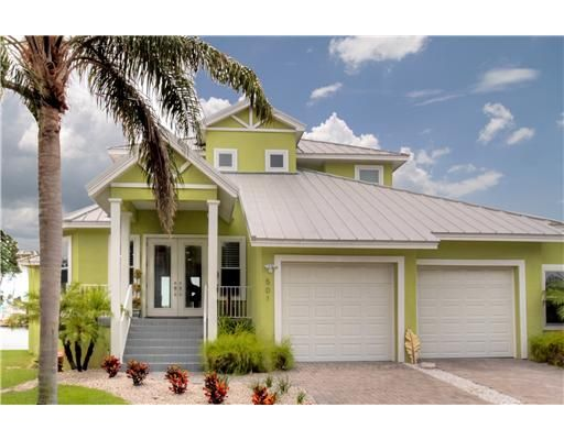 Key West Style Home Key West Style Home Decor