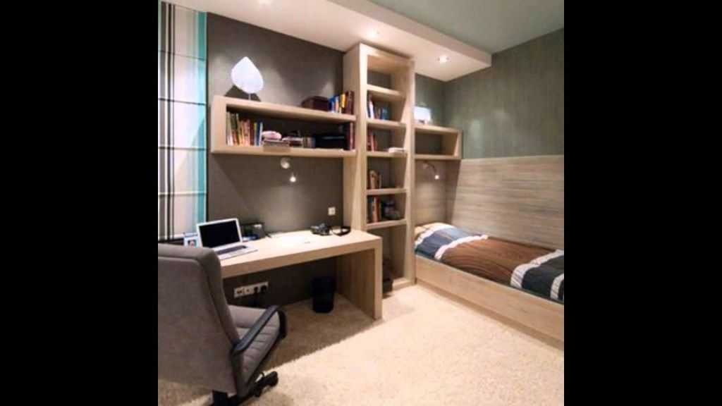 43 Inspiring And Cool Bedroom Design Ideas For Boys images