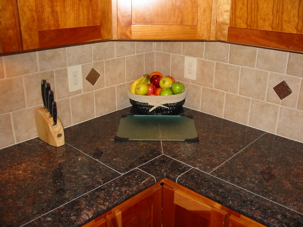 Simple Granite Tile Countertops Granite Tile Countertops Tile