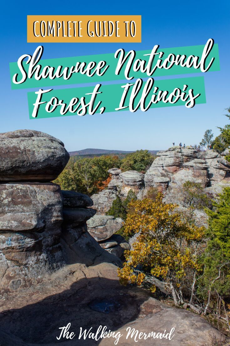 Exploring Shawnee National Forest, Illinois (With images