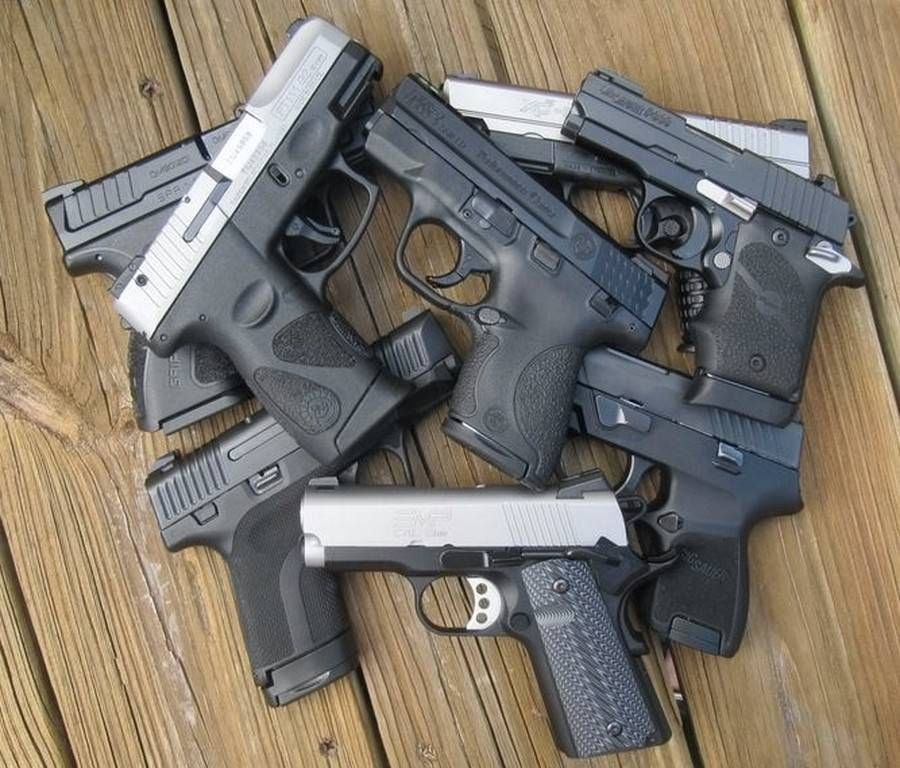 Comparison of 14 Top Subcompact 9mm Carry Pistols | Shooting