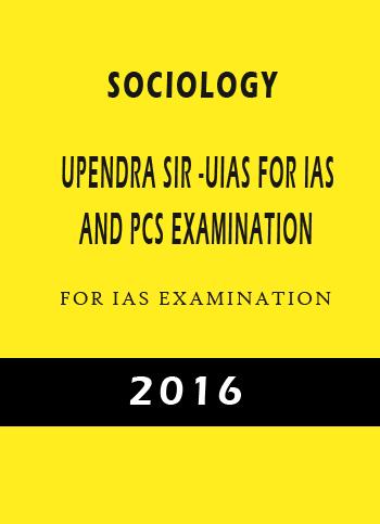 Notes pdf sociology