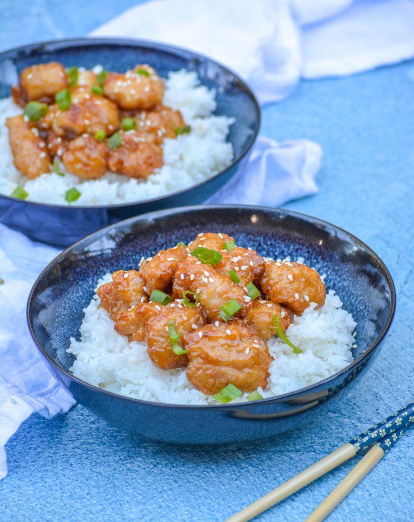 Chinese Orange Chicken - 4 Sons 'R' Us