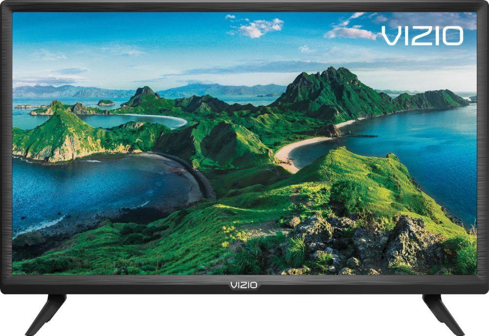 "VIZIO 24"""" Class LED DSeries 1080p Smart HDTV"