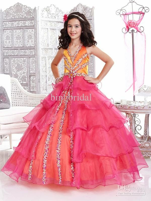 How to Find the Perfect Beauty Pageant Dress for Your Child - Indo ...