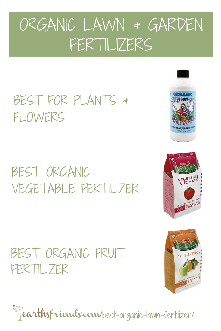 Best Organic Lawn & Garden Fertilizer and How To Use It is part of lawn Garden Natural - Buy the best organic fertilizer for your lawn & garden to eat fresh produce all summer  We picked the best and share tips for using your fertilizer right
