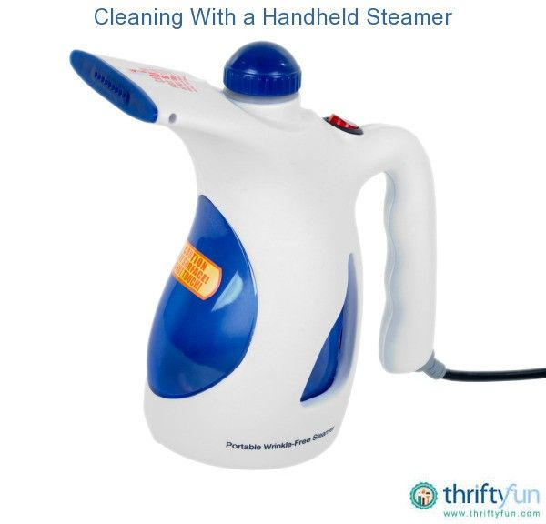 This is a guide about cleaning with a handheld steam cleaner. A handheld steam cleaner can be put to many cleaning uses in your home.
