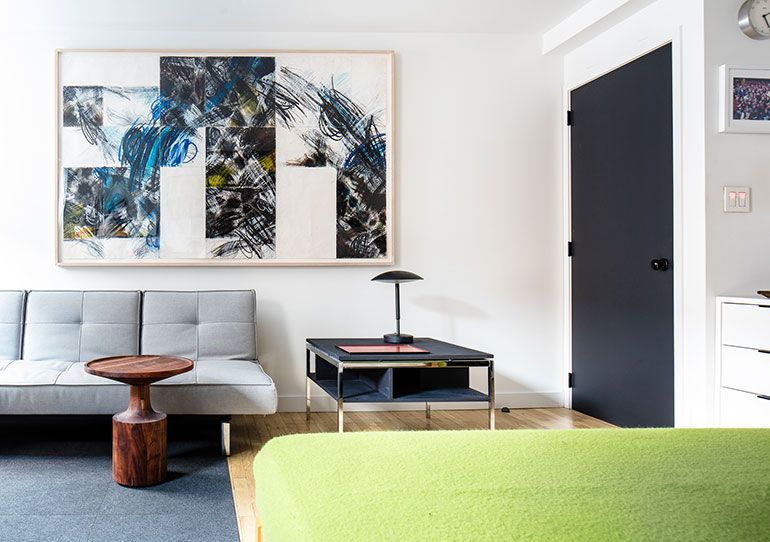 Strange Designer Kenji Ito Remodels His Nyc Apartment City Interior Design Ideas Ghosoteloinfo