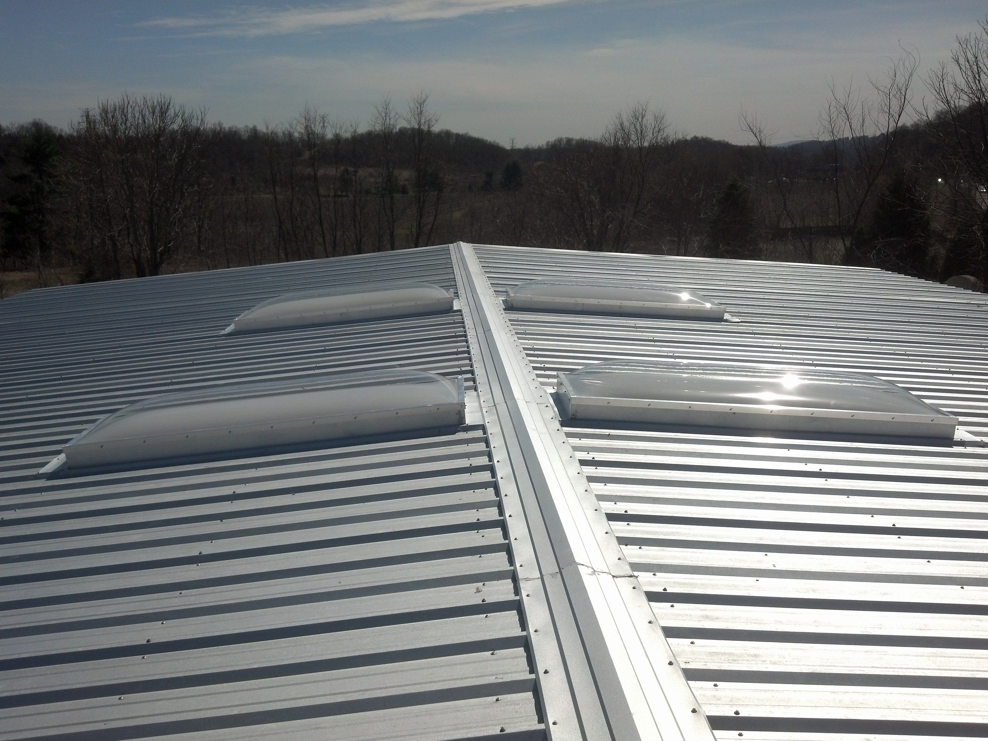 Pin By Th Construction Group On Metal Roof Residential Roofing Roofing Services Roofing Systems