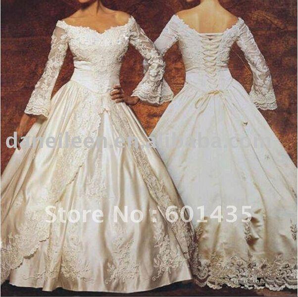 Victorian Wedding Dresses Plus Size Gallery - dress design for girls ...