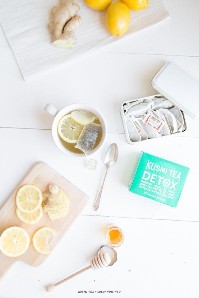 Tea favorites // #detox #kusmitea - Coco and Mingo