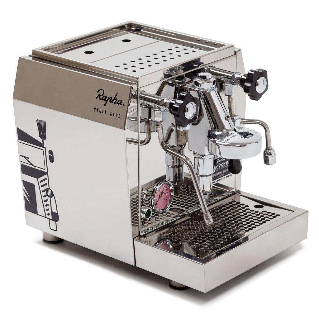 http://www.bkgfactory.com/category/Espresso-Machine/ Rocket Espresso Machine Rapha Edition