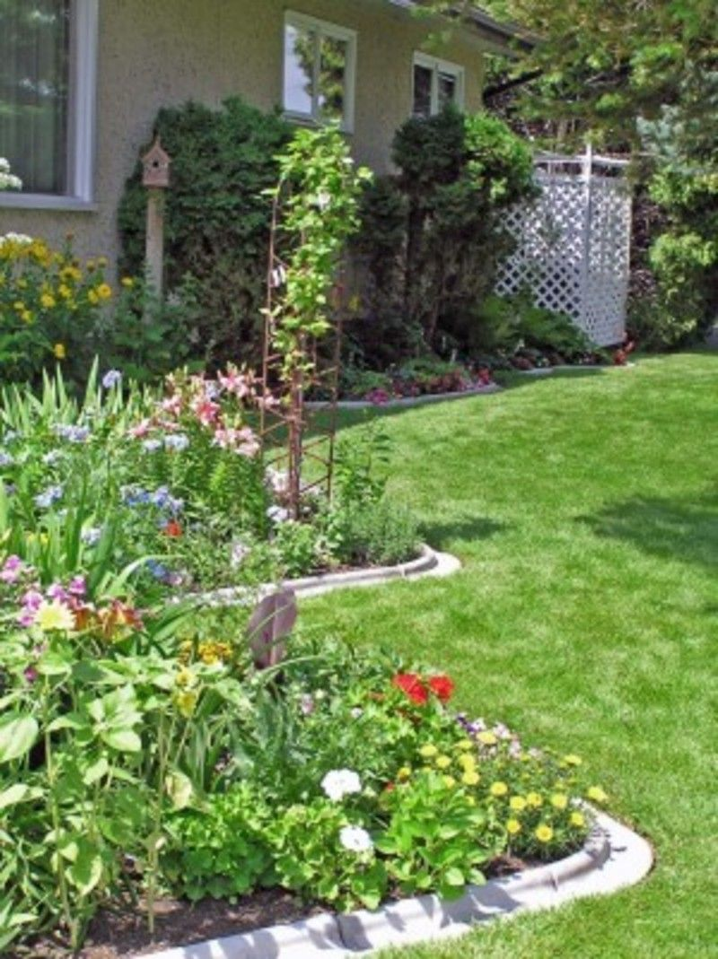 Garden Design Backyard landscape design | landscaping ideas backyard, savvy landscaping