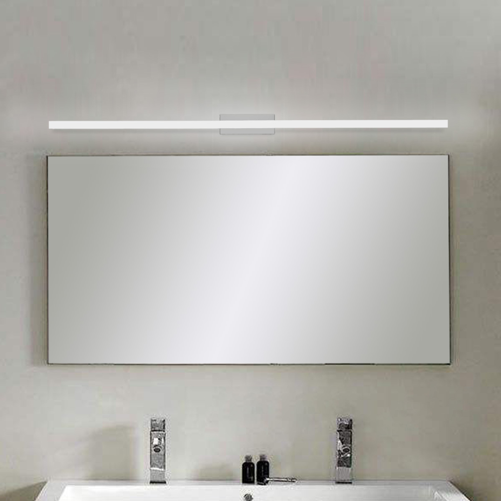 Led Makeup Light Mirror Bathroom Wall Light Portable Vanity Lights Modern Mirror Front Led Night Lighting Waterproof Anti Fogging Walmart Com Modern Bathroom Vanity Lighting Modern Bathroom Mirrors Bathroom Wall Lights