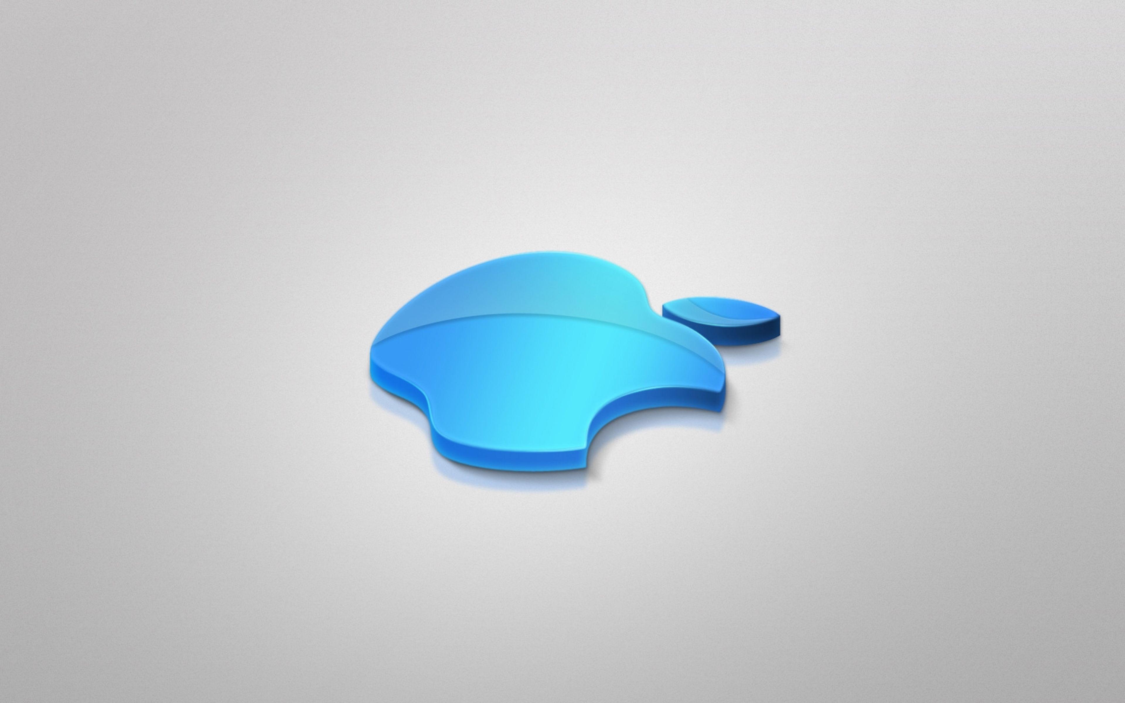 D Apple Logo iPhone Wallpaper iPod Wallpaper HD Free Download