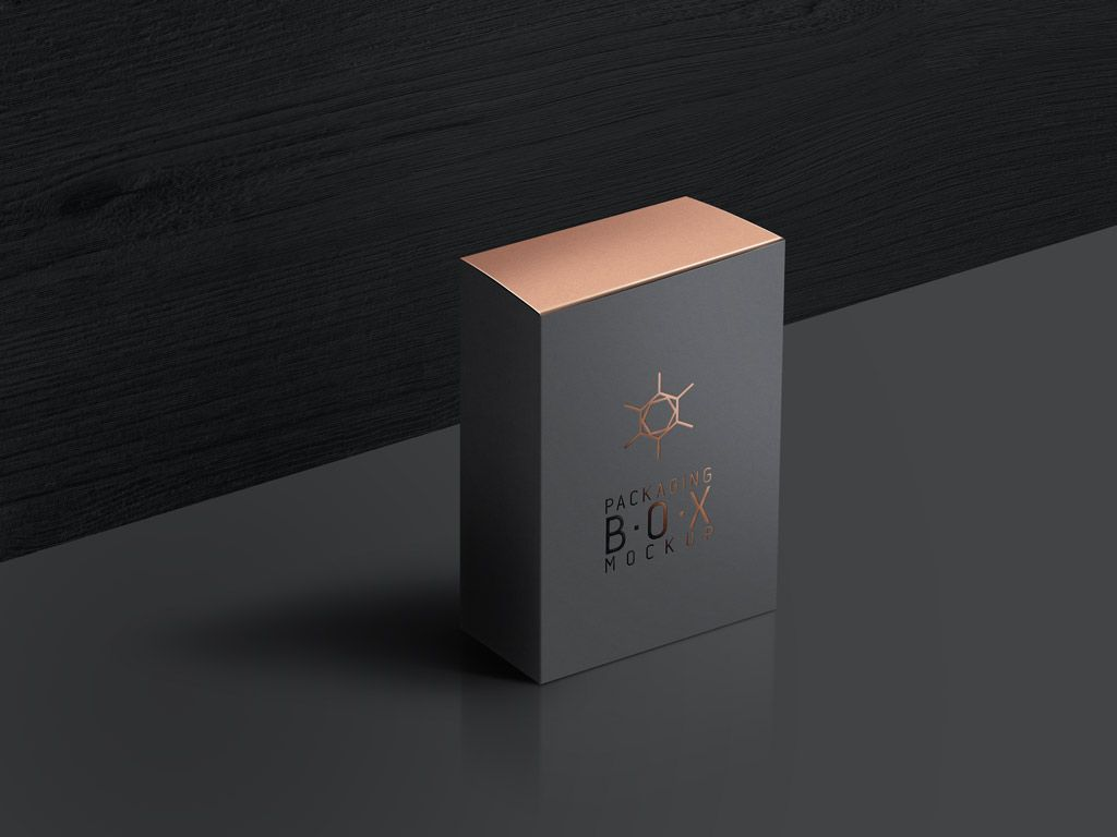 Download Free Box Cosmetics Mockup Psd 1 Box Mockup Packaging Mockup Free Packaging Mockup