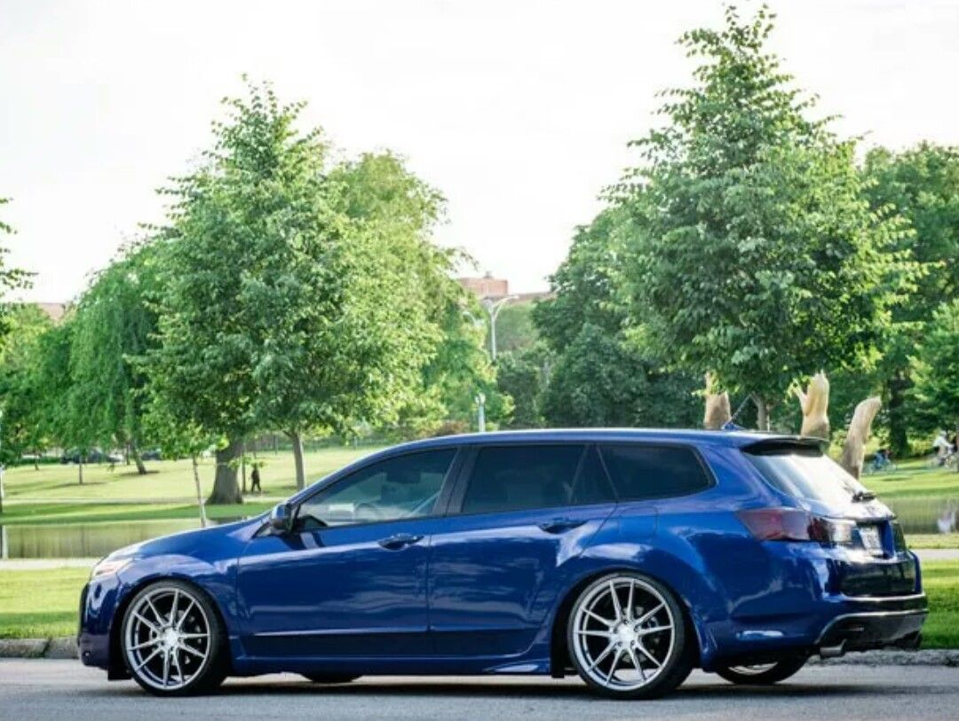 Acura Tsx Sport Wagon Cars Sports